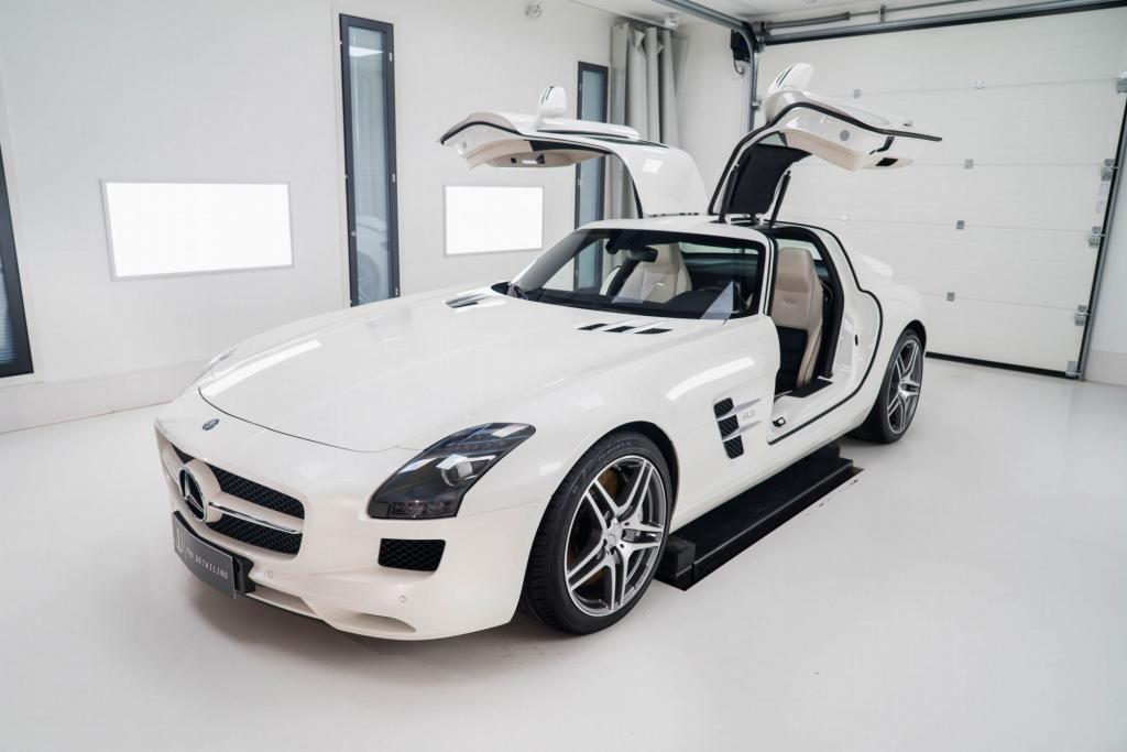 Mercedes-Benz SLS AMG projektikuva