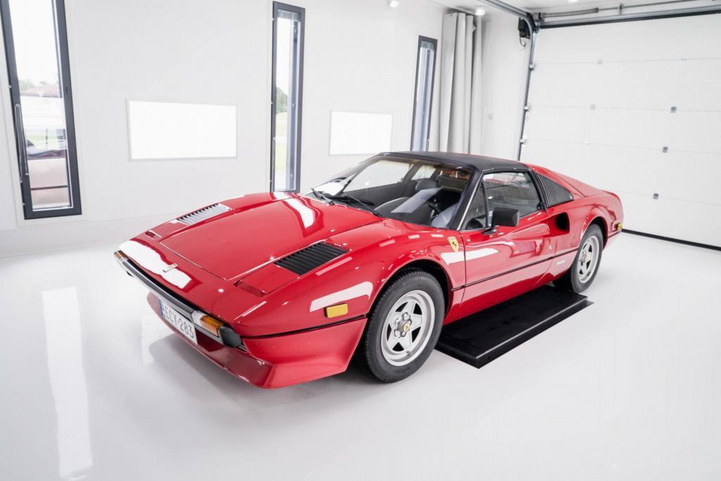 Ferrari 308 GTB projektikuva