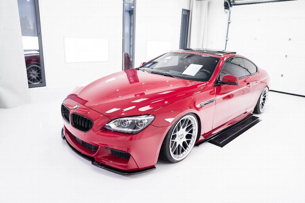 BMW 640d projektikuva